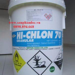 Hóa chất Chlorine Nhật Bản 70