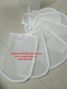 Túi lọc 60 mesh - 250 micron vải NMO