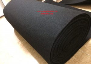 Bông nỉ carbon hoạt tính 5mm