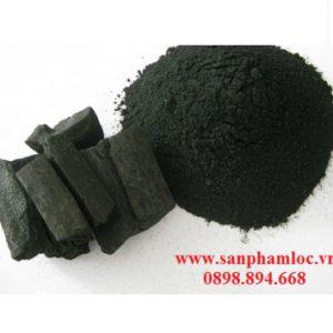 than hoạt tính dạng bột