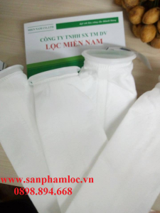 Túi lọc polyester size 4