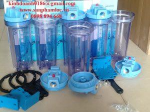 Cốc lọc nhựa trong PP 10 inch