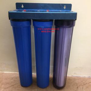 Bộ ba cốc lọc nhựa 20 inch