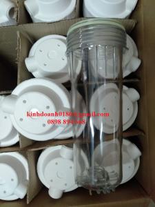 Bộ ba cốc lọc nhựa 10 inch