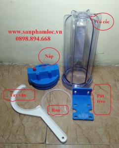 Ly lọc nhựa 10 inch