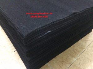 Tấm xốp phủ than hoạt tính 5mm