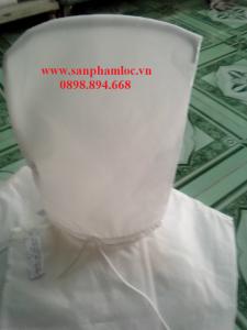 Túi lọc lưới nylon NMO 25 micron