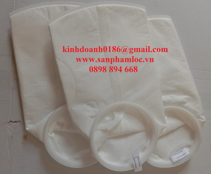 Túi lọc PP 1 micron size 1