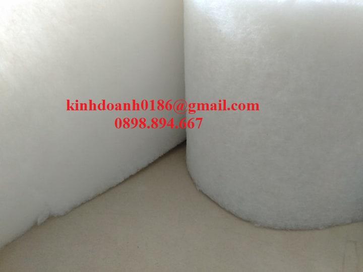 Bông gòn màu trắng 15mm