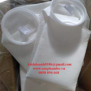 Túi lọc Faqui chất liệu PE 100 micron