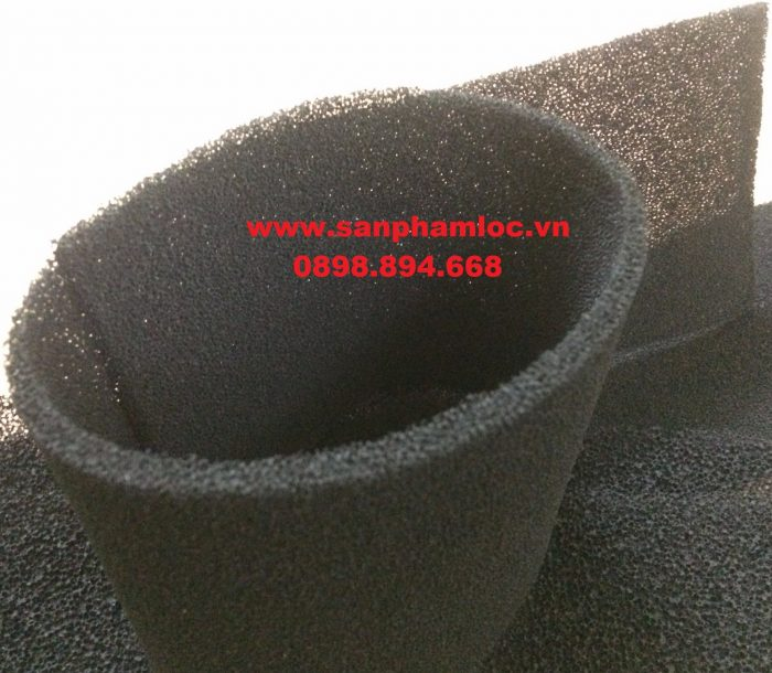 Xốp carbon hoạt tính cắt tấm