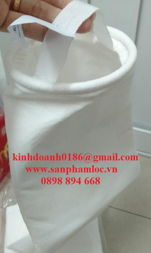 Túi lọc polypropylen size 4