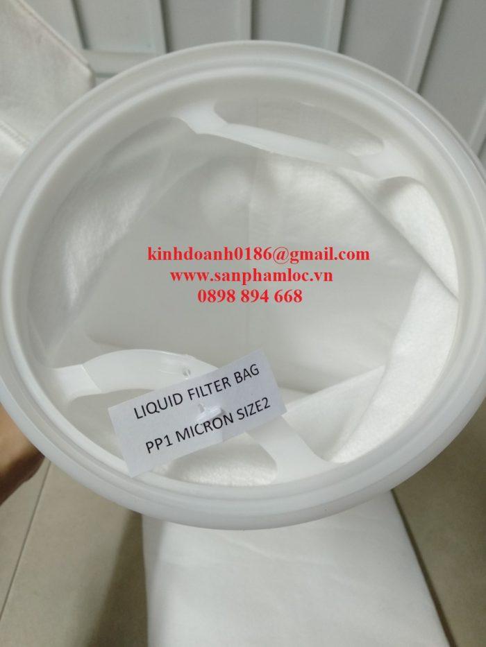 Túi lọc Faqui PP 1 micron