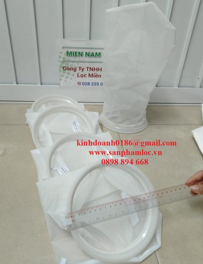 Túi lọc nylon Faqui NMO 50 micron