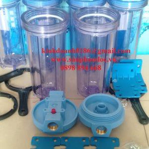 Bộ cốc lọc nhựa 10 inch